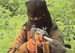 woman maoist surrenders