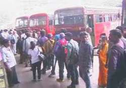 woman bus conductor beaten stripped by male passenger near