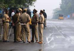 woman gangraped at bus stand in ap four including cop held