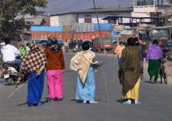 woman s murder sparks protests in manipur