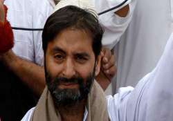 yasin malik jklf activists detained ahead of protest rally