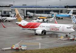 2 ai express pilots taken off duty for aborting take off at