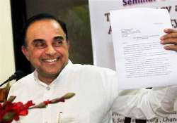 2g court directs cbi to provide file to subramanian swamy