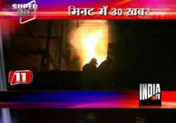 10 workers charred to death in delhi factory fire