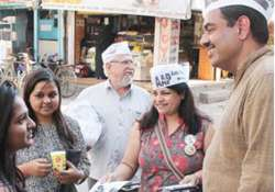 aap gujarat set to foray in student politics