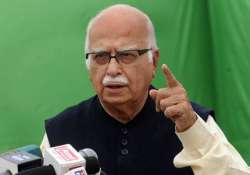 advani says right to recall may destabilise structure