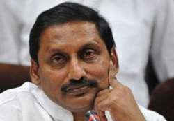 andhra cm kiran reddy s political drama is over says deputy
