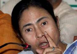 angry mamata calls students maoists storms out of live tv