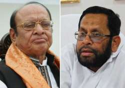trinamool opposes vaghela s appointment as chairman of itdc