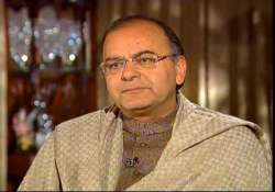 arun jaitley to felicitate activists jailed during emergency