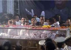 bihar assembly pays tribute to gopinath munde and others
