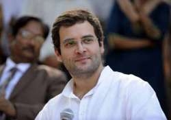 congress manifesto rahul meets women representatives for