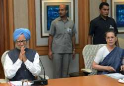 congress meets after dmk pullout