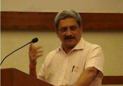 goa to get projects worth rs 10 000 cr from centre manohar