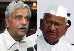 hazare wary of dilution of credit says jaiswal