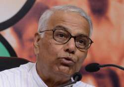 hype over bjp s pm candidate to target the party yashwant