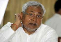 nitish kumar leaves for delhi with supporting mlas