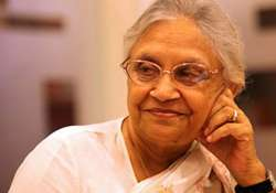 push for law to protect your rights ex cm sheila dikshit to