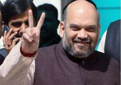 india will become congress free soon shah