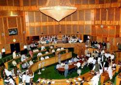 five elected unopposed to j k legislative council