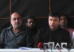 singer mohammed rafi s son is mim candidate from mumbadevi