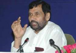 paswan asks states to monitor quality of consumer products