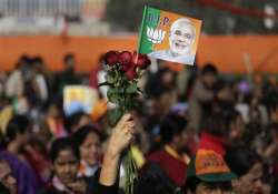 bjp poll panel meets discusses strategy candidates