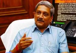 somalia based piracy contained parrikar