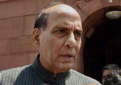 rajnath singh promises to resolve problems of foreign