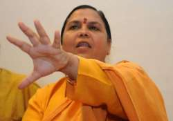 root out dynastic rule uma bharti to j k people