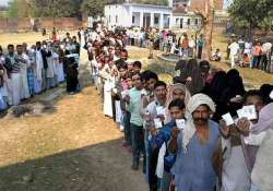 bihar polls nominations for second phase begin