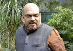 amit shah congratulates abvp on its victory in dusu polls