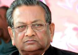 bjp mp says not asked to quit parliamentary panel