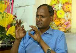 kejriwal was a failure as irs officer says dr. udit raj