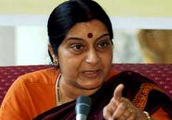 ls pepper spray sushma says it could have been stage