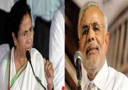 mamata didi gets angry doesn t want good days for wb modi