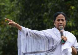 mamata banerjee against controlled diet