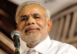 modi is bjp s pm candidate his rivals are stateless leaders