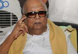 no outside support to upa says karunanidhi
