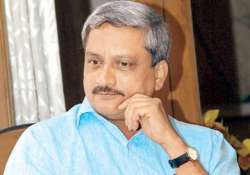 parrikar s culturally hindu comment gets catholic flak