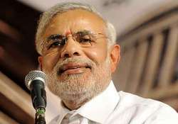 polls an opportunity to vote for developed india modi