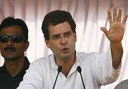 sp s cycle punctured hope of common man thrice rahul