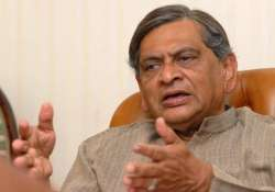 s m krishna says i made way for younger blood which is