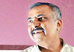 sanjay joshi attends meets with disgruntled elements in bjp