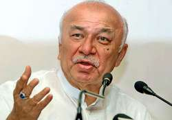 security breach at home minister shinde s home