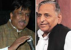 siddiqui says he was inducted in sp by mulayam in january