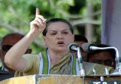sonia gandhi comes out in support of gay rights