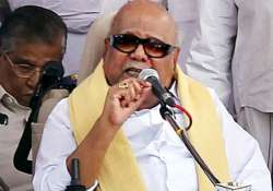 sons not involved in objectionable posters karunanidhi