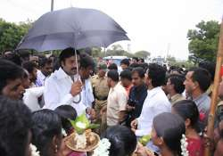 sreeramulu vows to wipe out bjp from bellary