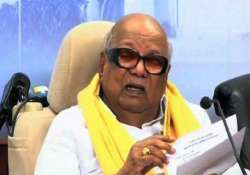 unhrc s resolution watered down and useless karunanidhi